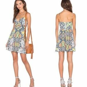 NBD The XNaven Twins Summer Breaking Dress